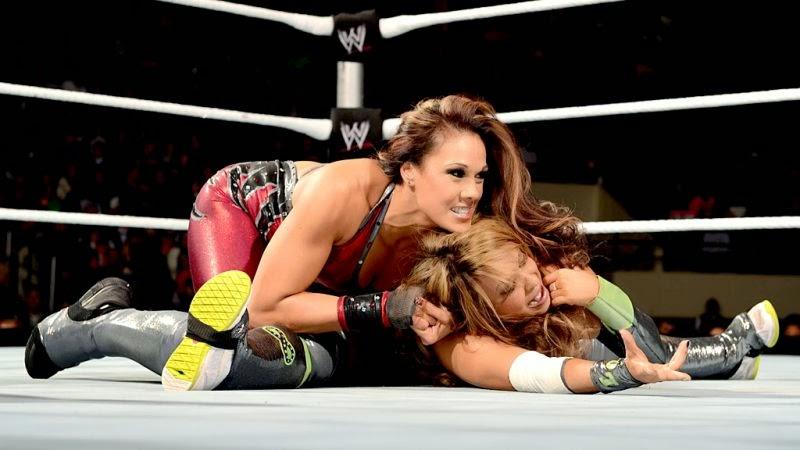 Tamina Snuka-WWE
