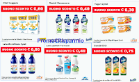 Logo Parmalat : 11 buoni sconto Santal, Zymil, Chef e Latti speciali