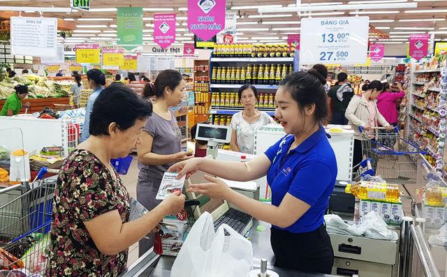 """Siêu Thị Co.opmart Phước Đông giảm giá """"khủng"""" cho hơn 500 sản phẩm"""