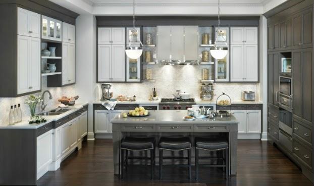 Elegant Traditional Classic Kitchen Designs 2
