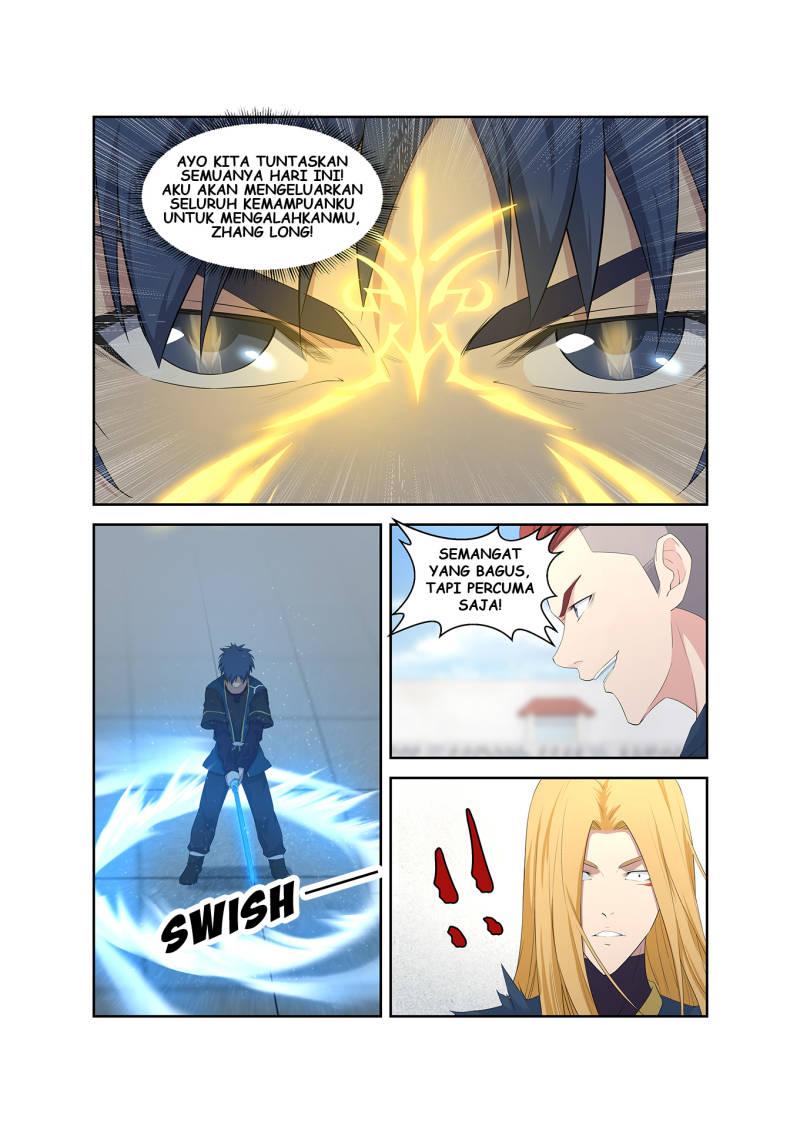 Heaven Defying Sword Bahasa Indonesia Chapter 52