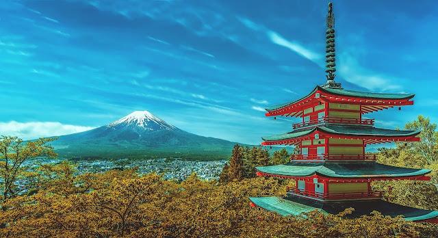 Mt Fiju Japan