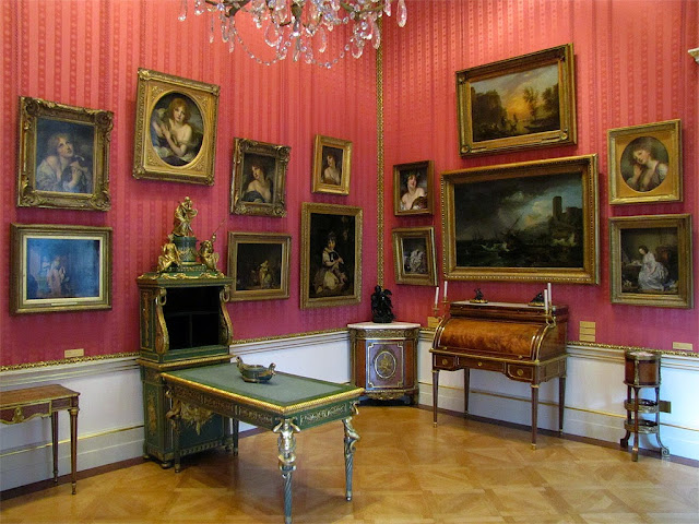 Wallace Collection, Hertford House, Manchester Square, London