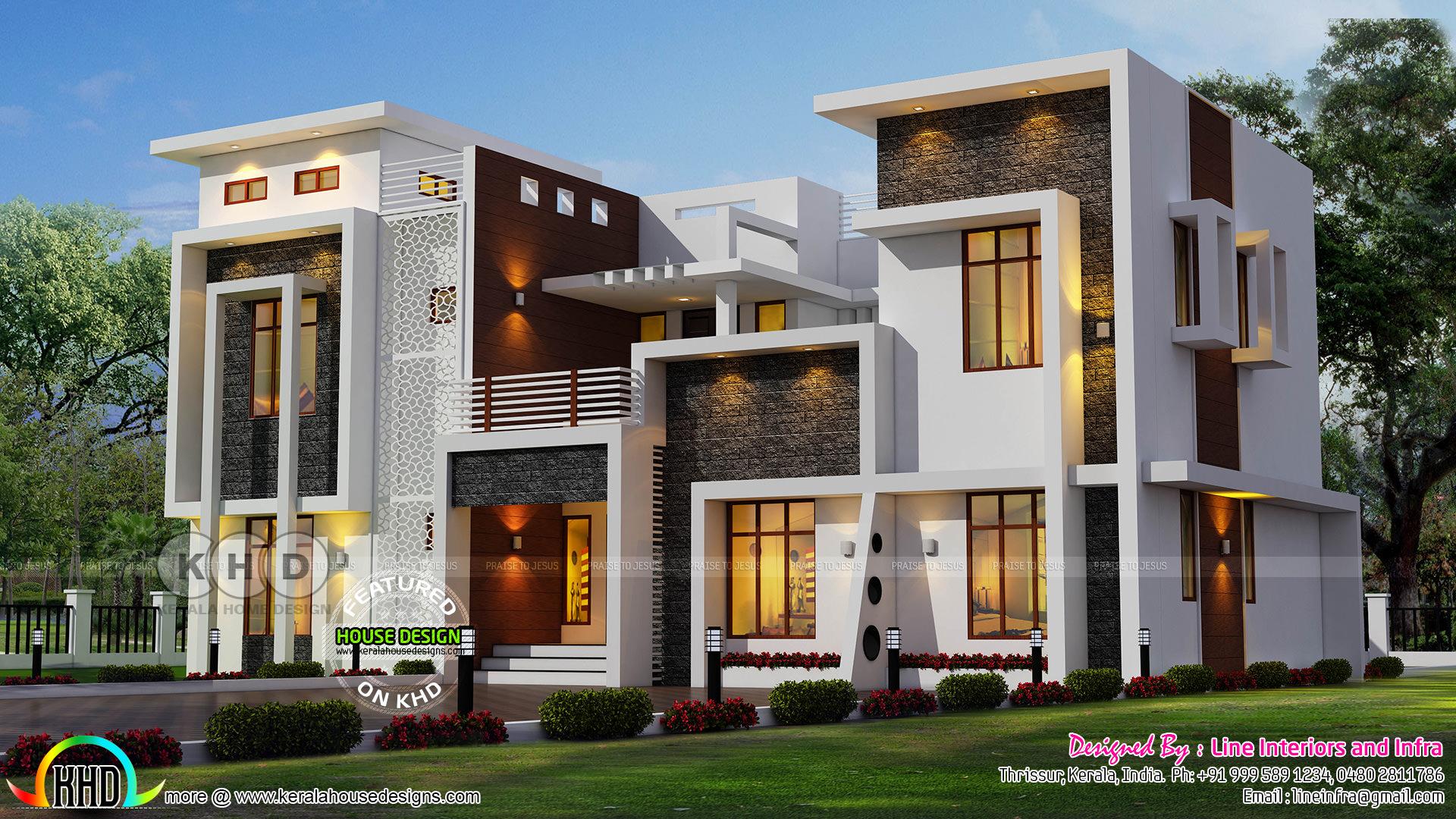 June 2017 - Kerala home design and floor plans