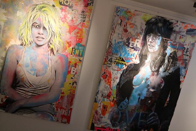 Brigitte Bardot & Jane Birkin by Pookky