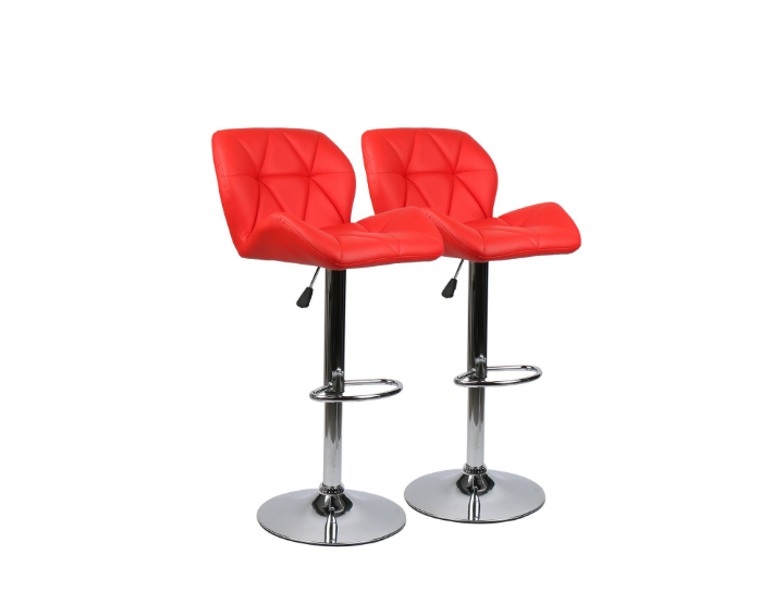 Bar Stools Modern Hydraulic Adjustable Swivel Barstools