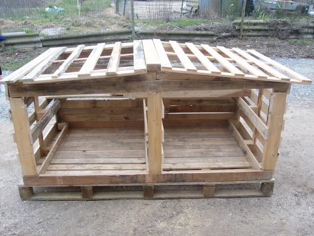 Riciclare Pallet Come Costruire Un Pollaio