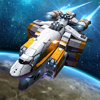 Starship Battle Unlimited Money MOD APK