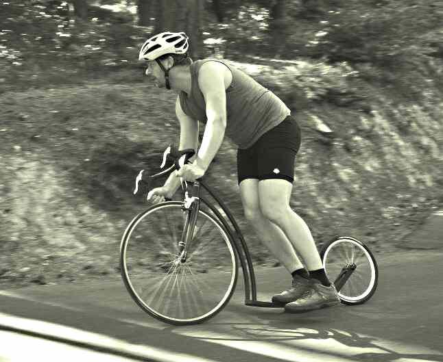 trottinette MIBO RaceK en compétition