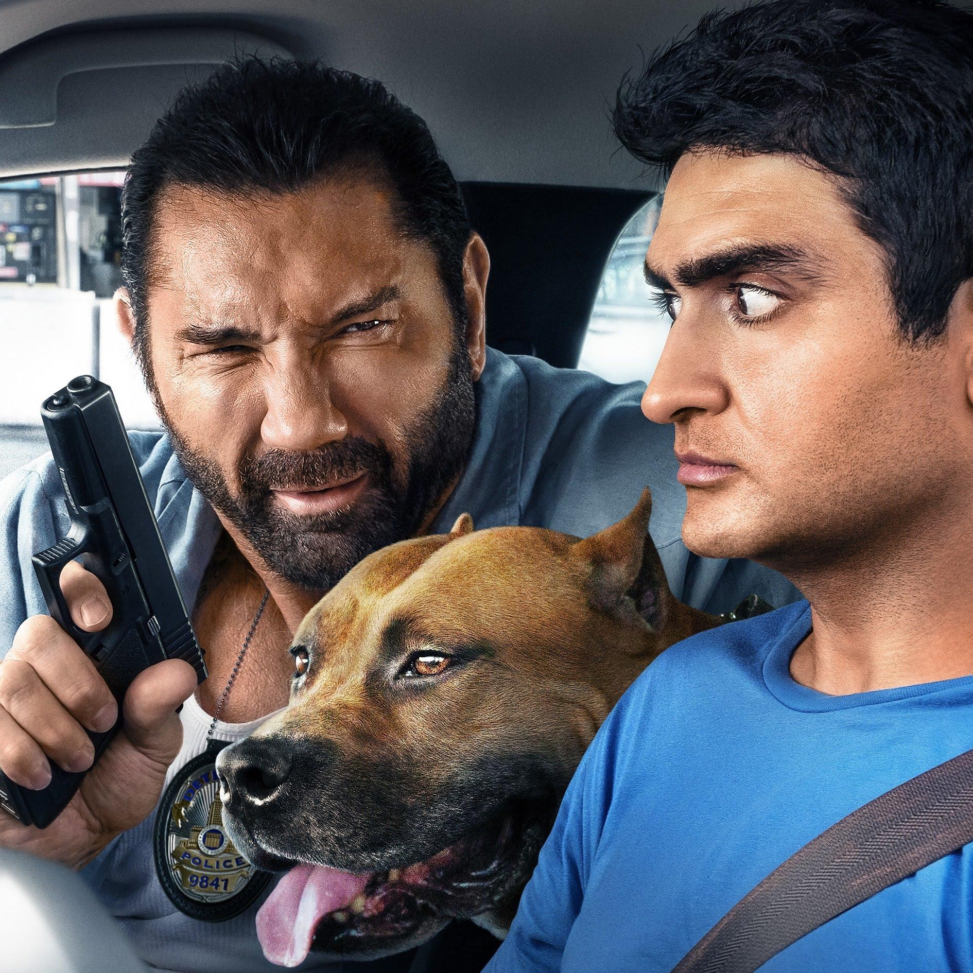 Stuber :「ガーディアンズ・オブ・ギャラクシー」のバティスタが演じるワイルドな刑事とお人好しの Uber 運転手のクメイル・ナンジアニが、「ザ・レイド」のイコ・ウワイス扮する凶悪犯を追うバディ・コメディのアクション映画「ステューバー」の予告編 ! !