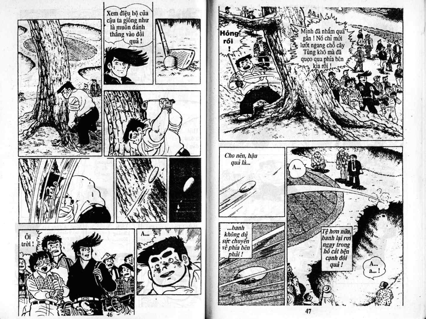 Ashita Tenki ni Naare chapter 3 trang 22