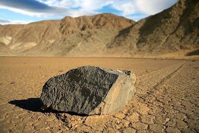 Misterija kamenja koja se kreću.