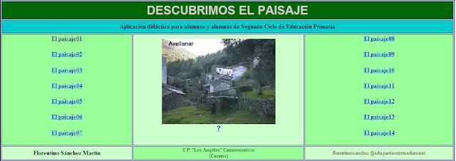 http://ceiploreto.es/sugerencias/cplosangeles.juntaextremadura.net/web/curso_3/sociales_3/paisaje/indice.htm