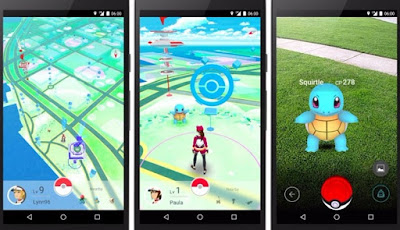 Download Pokémon GO APK Mod Unlimited Money