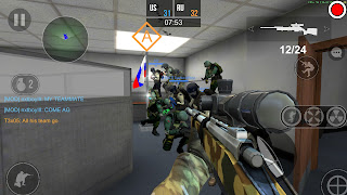 Game Bullet Force Apk Mod Offical Gratis
