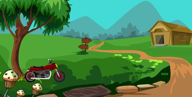 Zoozoogames Escape With Bike Walkthrough