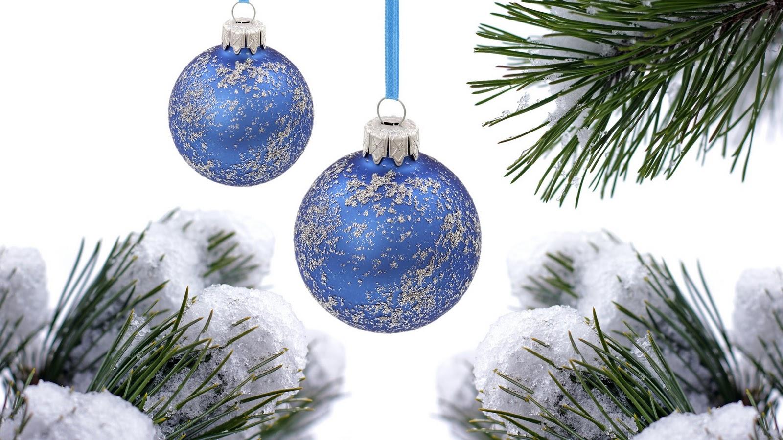 Kerstballen Achtergronden  HD Wallpapers