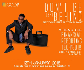 GODP Consulting Presents The 2018 Financial Reporting Technology Conference
