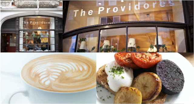 TheProvidoresBrunch Weekend Brunches: The Providores & Tapa Room