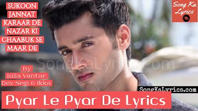 pyar-de-pyar-le-song-lyrics-sung-by-iulia-vantur-ikka-movie-genius