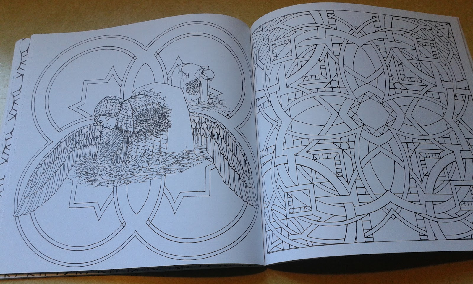Heroines Of The Old Testament Coloring Book
