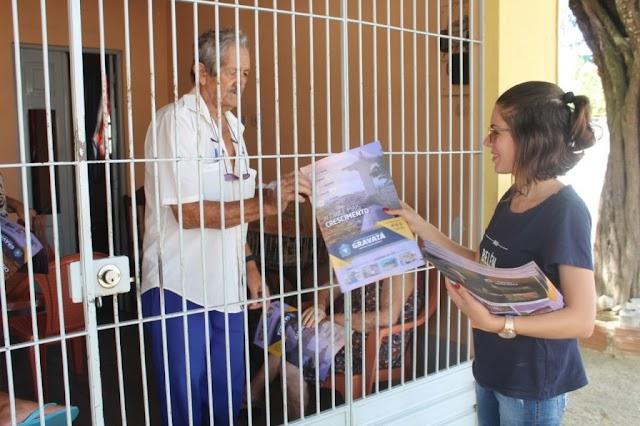 Prefeitura de Gravatá lança jornal mensal com as principais notícias da gestão municipal
