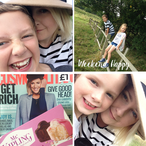 UK Lifestyle Blog The Claire Diaries. Weekend Happiness