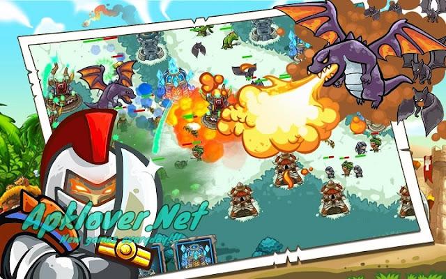 Tower Clash TD MOD APK