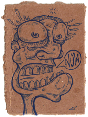 Dregstudios The Artwork Of Brandt Hardin Impatient Doodle