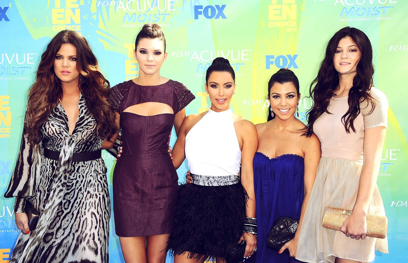 49 - Teen Choice Awards in August 11, 2011