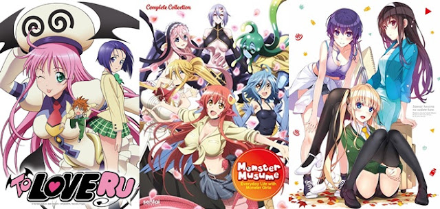 anime harem ecchi paling hot 18+