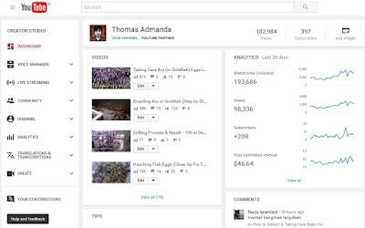 Cara Meningkatkan Pendapatan Youtube