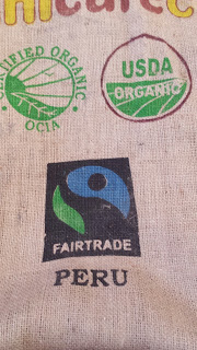 Grata Espresso fairtrade coffees
