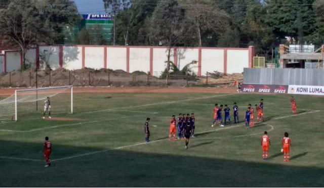 Pertandingan Semeru FC vs Persiba Balikpapan