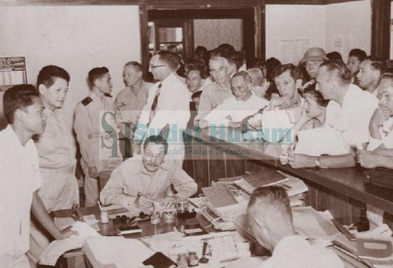 Sejarah Politik Hukum Keimigrasian di Indonesia