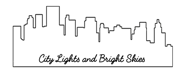 City Lights and Bright Skies