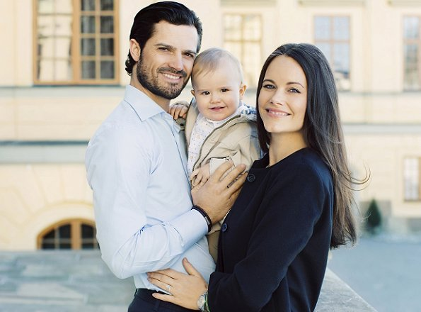 Prince Alexander is the first child of the Prince Carl Philip and Princess Sofia. He is the youngest member of the Swedish Royal Family