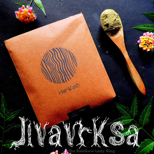 Jivavrksa Herbal Hair Wash Review