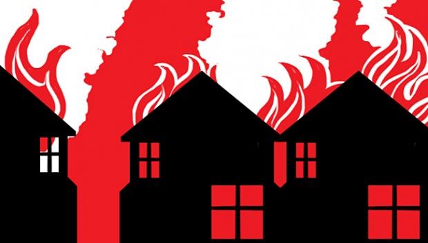 Lagi !! Pulang Mudik, Rumah Terbakar