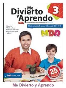 ME DIVIERTO Y APRENDO TERCER GRADO