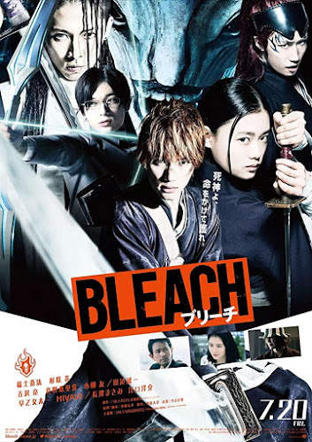 Bleach (Web-DL 720p Dual Latino / Ingles) (2018)