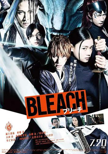 Bleach (Web-DL 720p Dual Latino / Ingles) (2018)