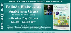 Upcoming Blog Tour 6/21/19