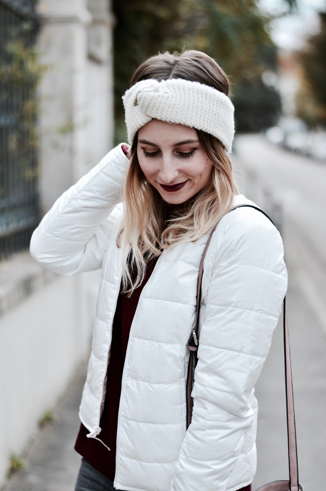 look pour affronter le froid
