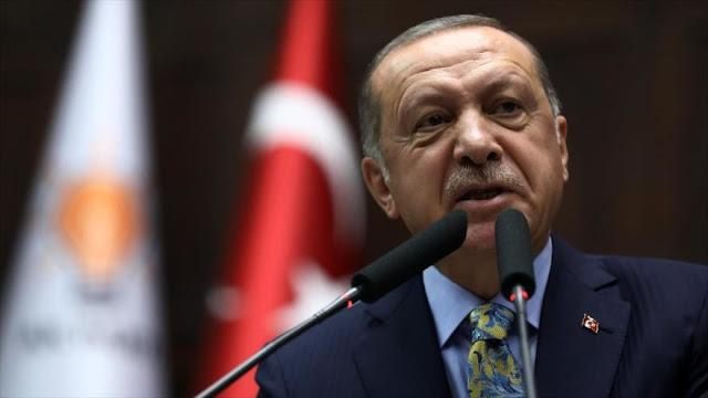 Erdogan: Parte de materiales en consulado saudí fueron repintados
