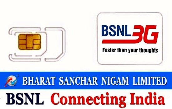 BSNL Free Nano SIM Offer on 30th & 31st March 2017, Join BSNL to enjoy Unmatched Offers