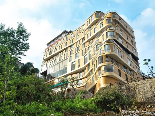 Top luxury resorts in Sapa 3