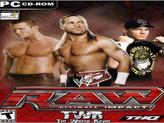 WWE RAW Ultimate Impact Game Free Download