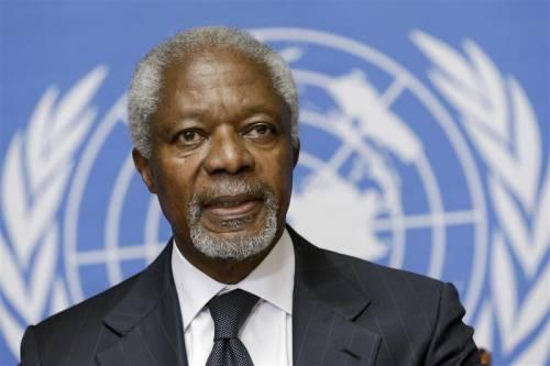 BREAKING: Former UN Secretary-General, Kofi Annan Is Dead