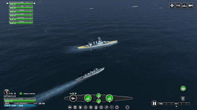 navyfield 2 barcos